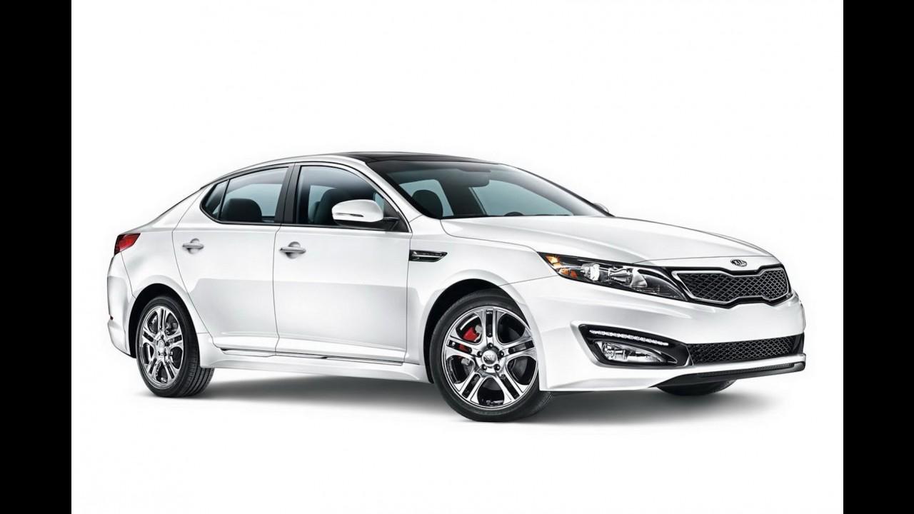Kia ultrapassa marca de 200 mil veículos vendidos em fevereiro
