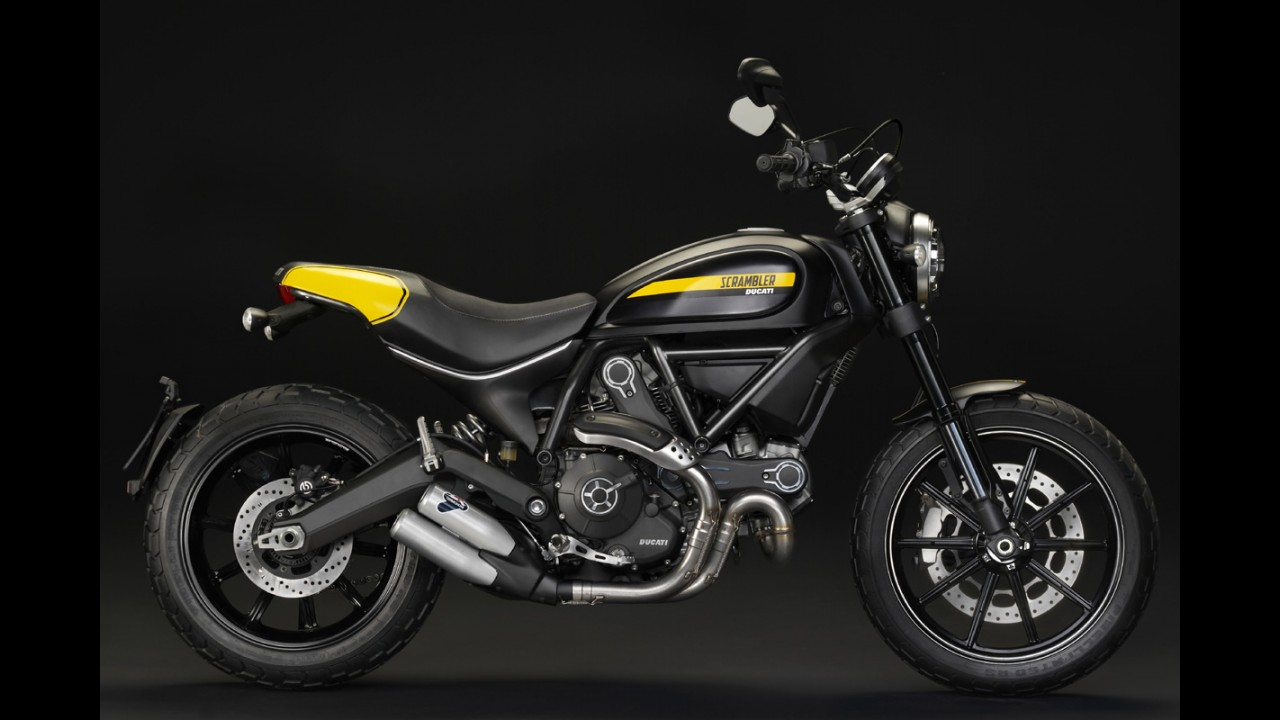 Ducati Scrambler será feita no Brasil