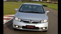 Honda Civic chega a marca de 400 mil unidades fabricadas no Brasil