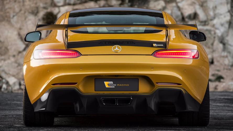 Dime Racing Mercedes-AMG GT