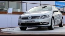 Volkswagen mostra Novo CC na Argentina