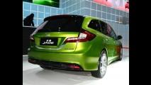 Xangai: Honda Jade é beleza exclusiva para a China
