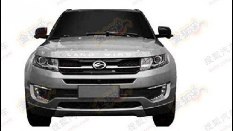 Xerox: Landwind X7 é cópia chinesa nada discreta do Range Rover Evoque