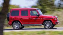 2019 Mercedes-Benz G550: First Drive