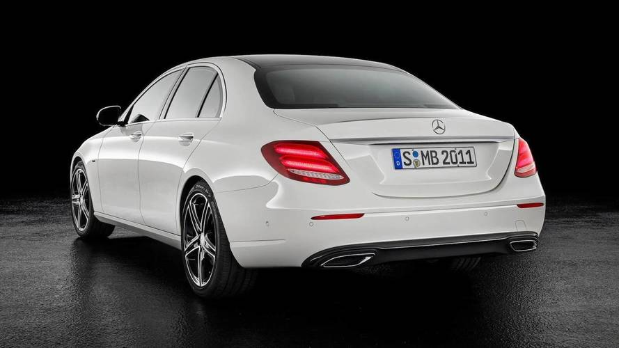 Mercedes E-Class Sedan with Sport Style Package