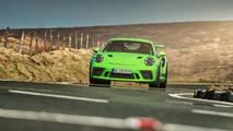 Porsche 911 GT3 RS 2018 primera prueba