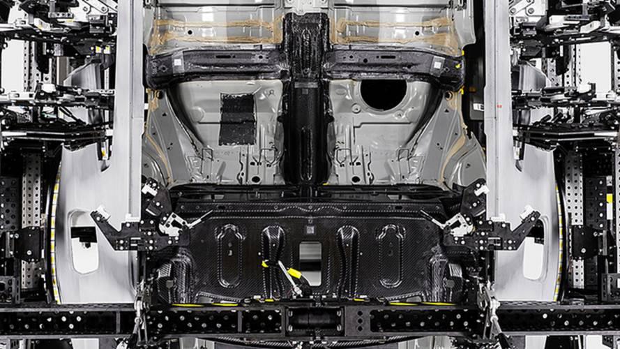 Polestar 1 carbon fibre construction