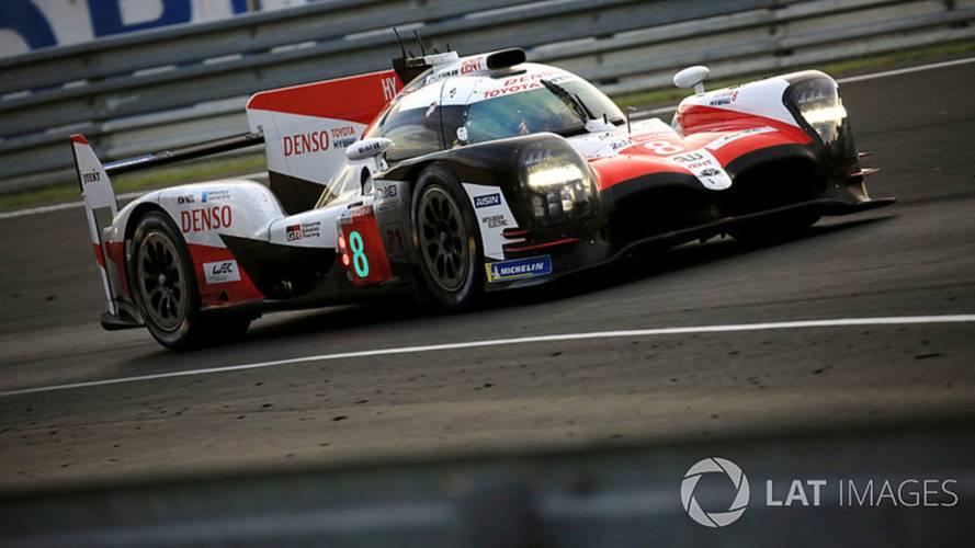 Suivez les 24 Heures du Mans en direct