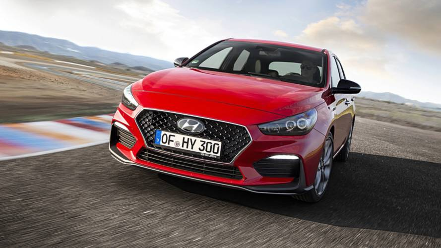 Hyundai i30 N Line Looks Like A Hot Hatch, But It's Not