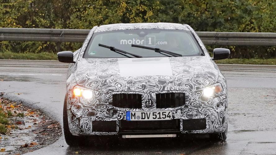 Muhtemel 2018 BMW 6 Serisi Coupe casus fotoğrafları