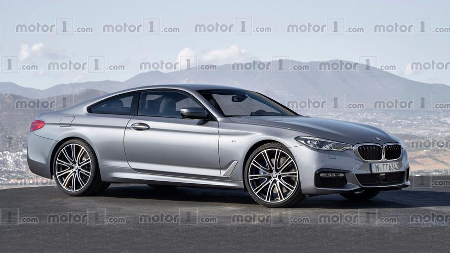 Et si la future BMW Série 8 ressemblait à ça ?