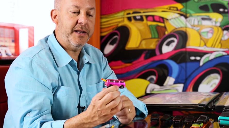 La collection Hot Wheels de Bruce Pascal à 1 millions d'euros