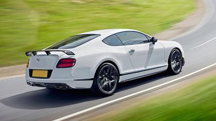 Bentley Continental GT3-R: el regalo perfecto para el Día del Padre