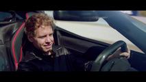 LaFerrari Aperta Sebastian Vettel promo