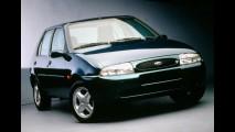 Veja o histórico do Ford Fiesta, que completa 20 anos no Brasil