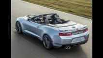 Chevrolet revela Camaro ZL1 Convertible,