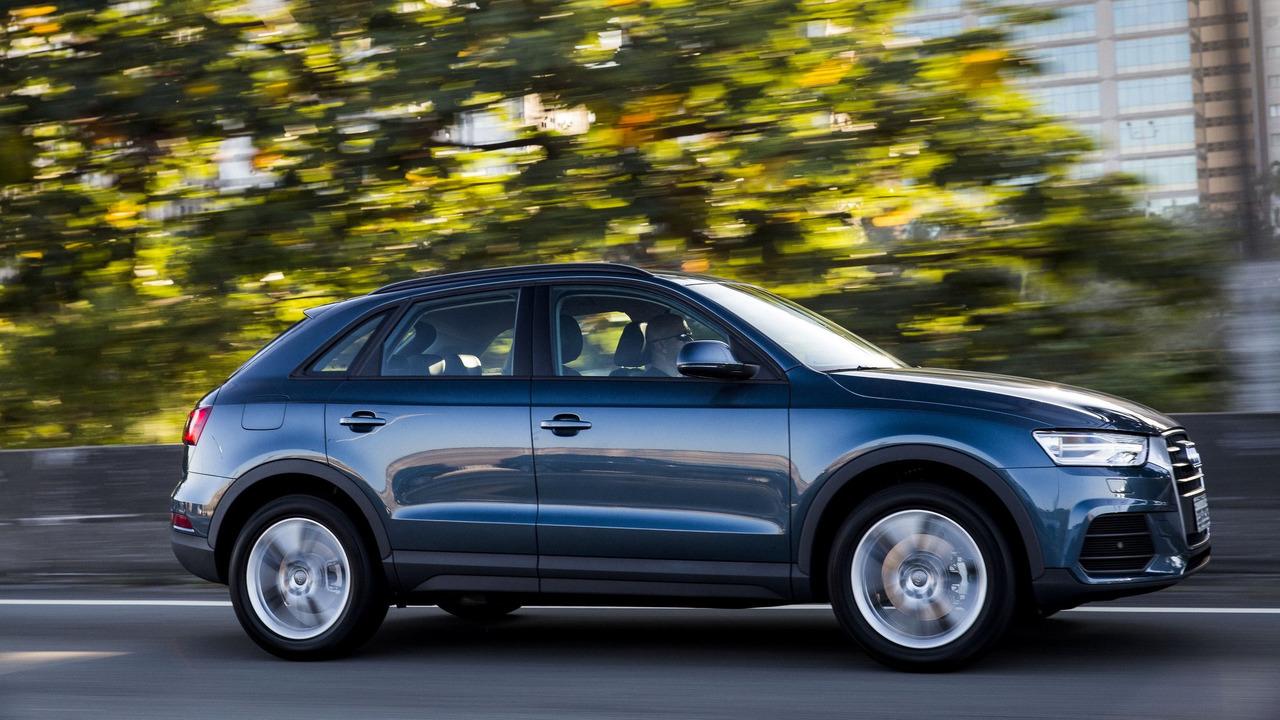 Audi Q3 nacional