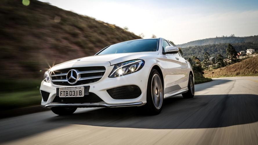 Sedãs premium - Mercedes