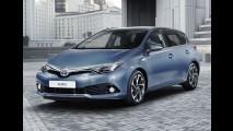 Toyota Auris, o