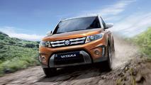 Suzuki Vitara naranja