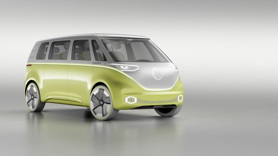 Sorozatgyártásba küldené a Volkswagen az I.D. Buzz nevű kisbuszt