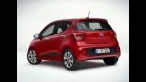 Rival de up! e Picanto, Hyundai i10 ganha retoque no visual e novos equipamentos
