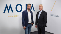 Moia brand launch