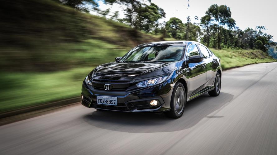 Mais vendidos no varejo – Civic encosta no Corolla, e Creta passa Renegade em fevereiro