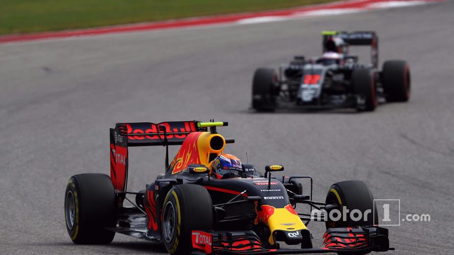 McLaren BP ile, Red Bull Mobil ile anlaştı