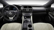 Lexus RC F, le prime foto