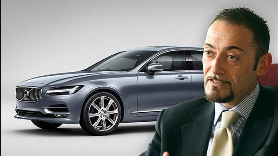 Volvo S90, in vendita a settembre da 41.000 euro [VIDEO]