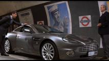 2. L'Aston Martin di 007