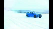Jaguar F-Pace tra i ghiacci con José Mourinho