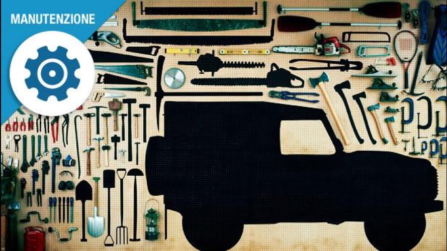 Manutenzione auto, sei oggetti da avere sempre in garage