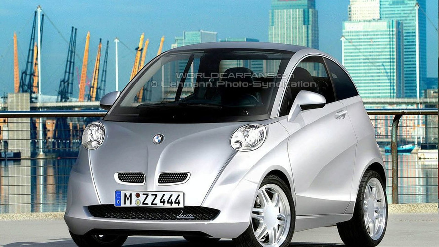 Will BMW re-invent the Isetta?