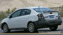 2007 Nissan Sentra SE-R Spy Photo