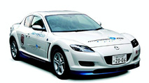 First Rotary Mazda RX-8 Hydrogen Delivered