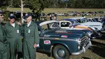 Peugeot Round Australia Rerun Finished