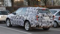 2014 BMW X5 spy photos 18.01.2012