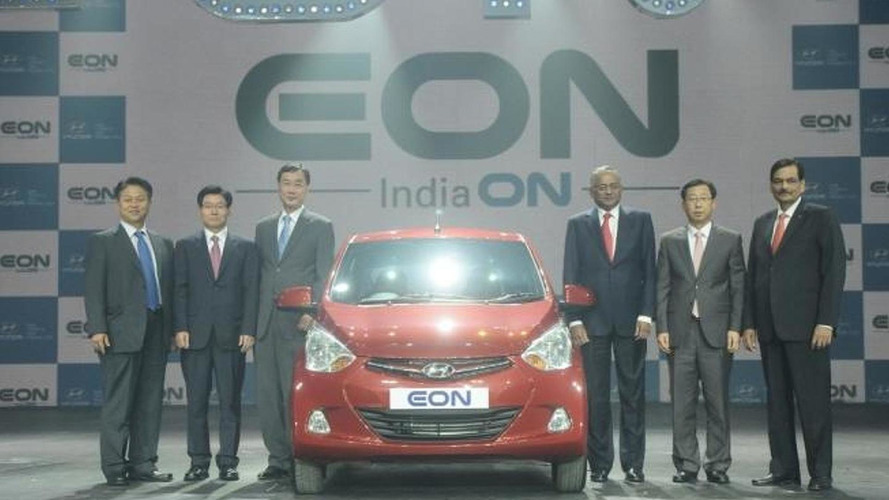 Hyundai Eon introduced in India
