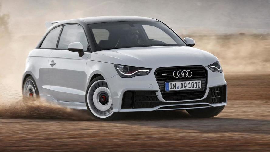¡Prepárate! Así acelera el Audi A1 quattro by MTM, de 380 CV