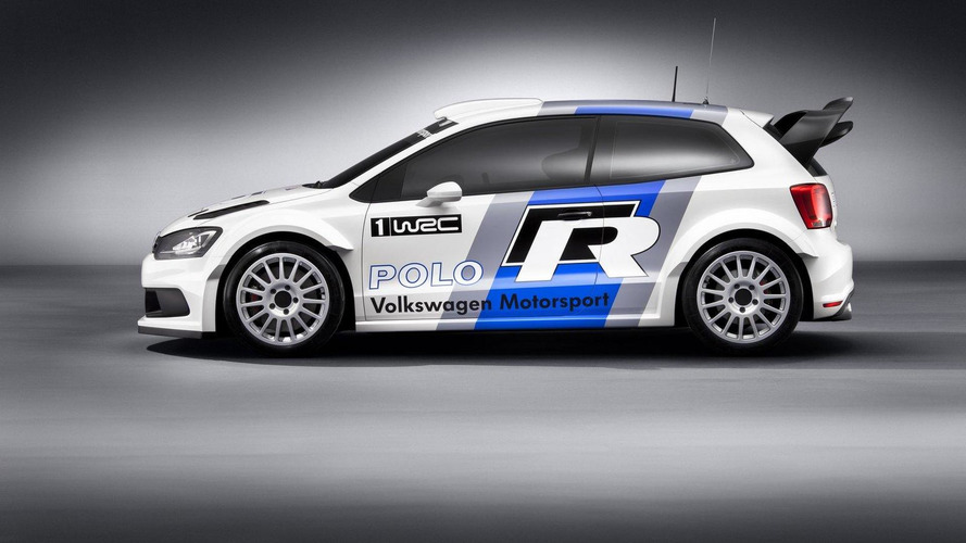 Volkswagen Polo R WRC entry announced for 2013 [video]