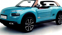 Citroen Cactus M concept leaked ahead of today's reveal