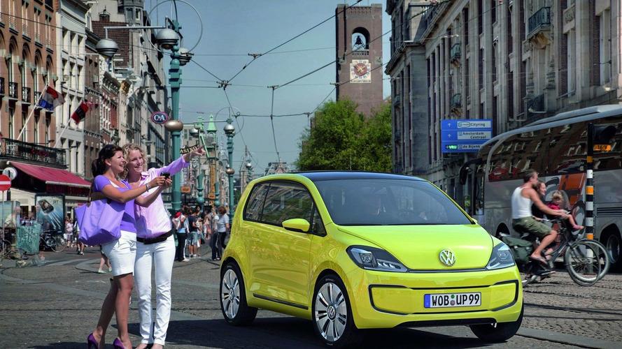 VW Passat, Jetta, Golf Hybrids Due in 2012, E-UP Production 2013
