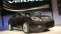 2012 Buick Verano unveiled at 2011 NAIAS
