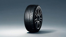 Subaru Impreza WRX STI spec C 18-inch wheel with Bridgestone POTENZA RE070