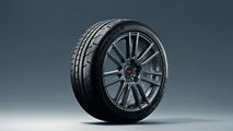 Subaru Impreza WRX STI spec C lightweight 18-inches alloy wheels