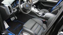 SpeedART TITAN-EVO-XL 600 based on Porsche Cayenne Turbo