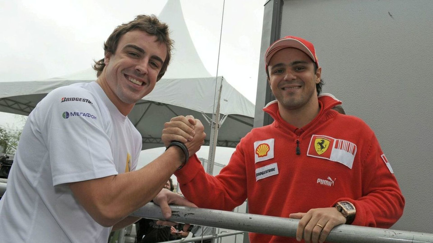 Ferrari told Alonso to be a team player