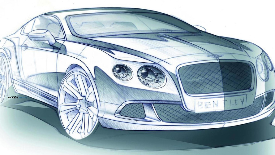 Bentley sports car concept reportedly headed to Geneva